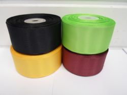*Full Roll or 2 metres x 40mm Taffeta Ribbon double sided